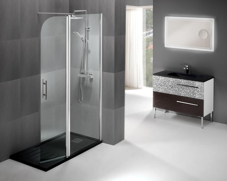 Rivero proyectos e instalaciones sl for Instalar plato ducha